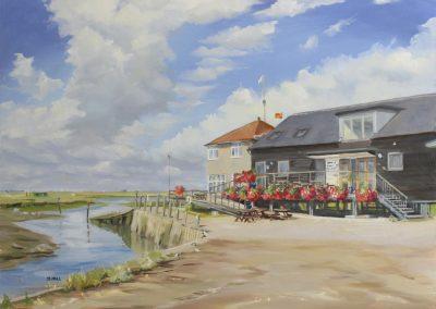 Walton & Frinton Yacht club