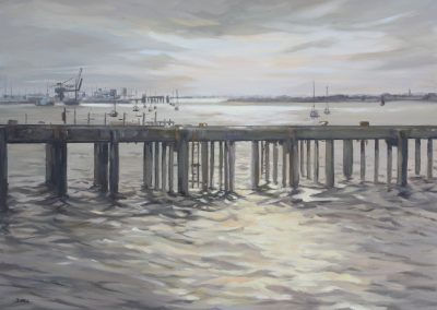 Harwich Pier. <strong>SOLD</strong>
